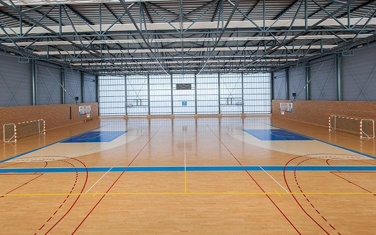 visite virtuelle d'équipements sportifs