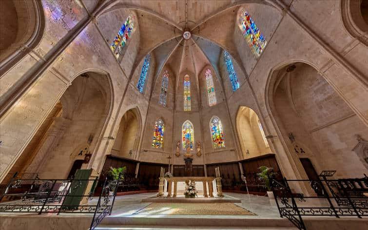 visite virtuelle de cathédrale