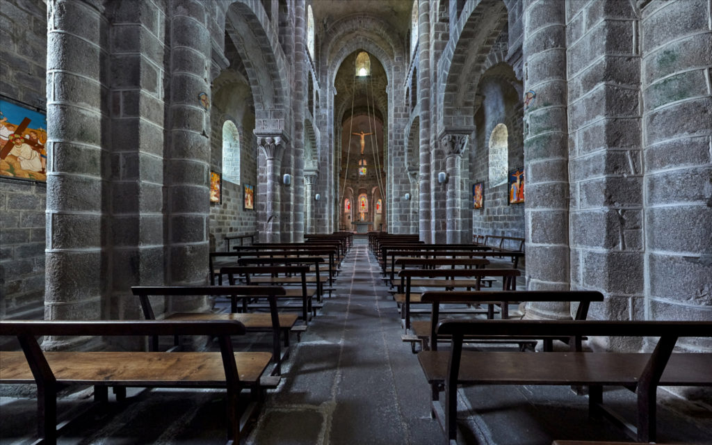 visite virtuelle d'édifice religieux