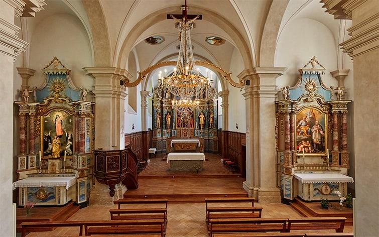 visite virtuelle pour la promotion du patrimoine religieux