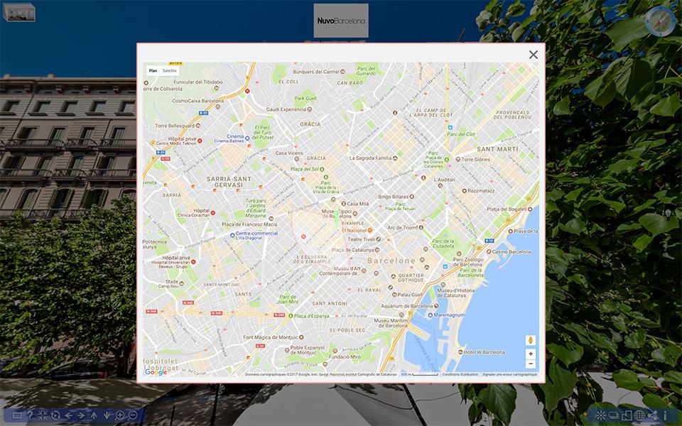 visite virtuelle pour la location immobilière