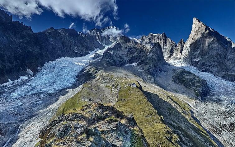 photographe pour visite virtuelle de sites naturels magnifiques