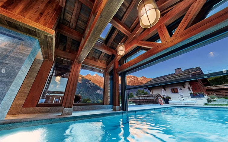 visite virtuelle pour spa et piscines