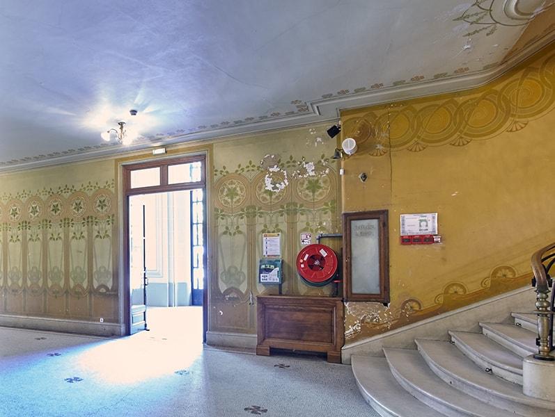 visite virtuelle pour le patrimoine historique