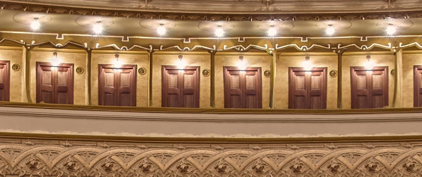 visite virtuelle pour la promotion des salles de spectacle