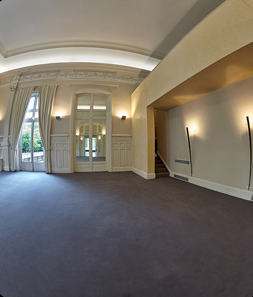 Visite virtuelle de l'opéra de Vichy