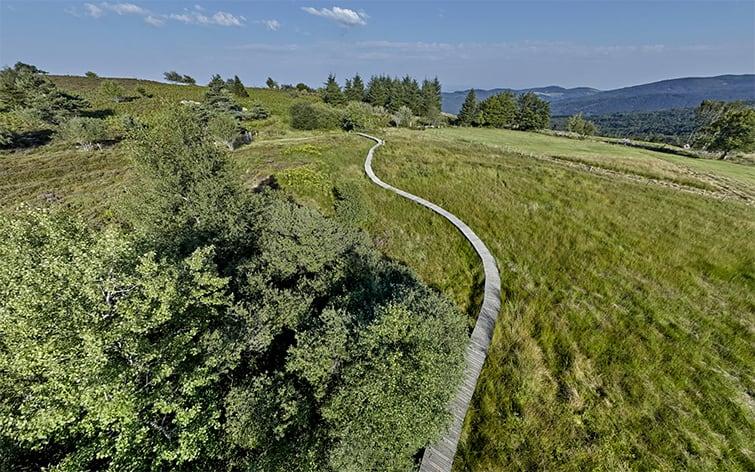 visite virtuelle immersive pour sites naturels exceptionnels