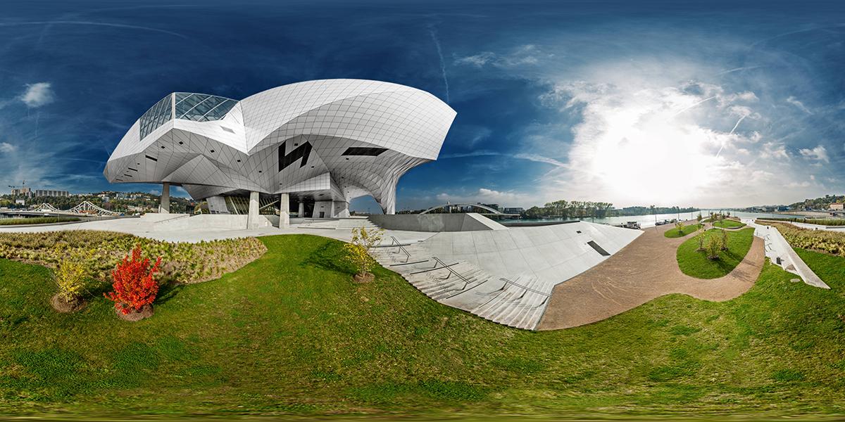 Visite virtuelle pour la promotion des musées