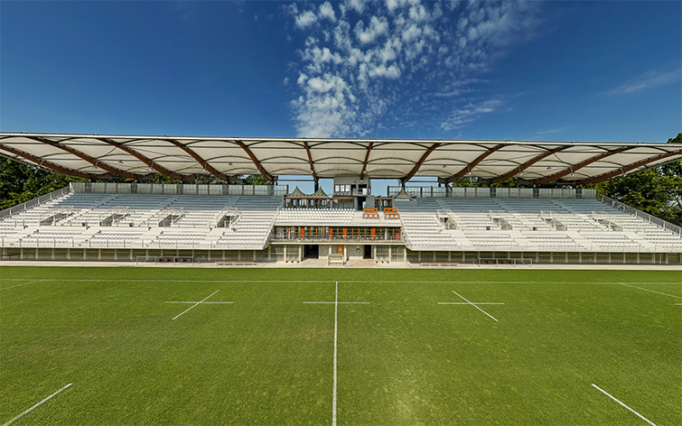 Visite virtuelle de stade de foot visite virtuelle de stade de rugby promotion des installations sportives Visites virtuelles pour les équipements sportifs